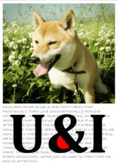 U&Iポスター
