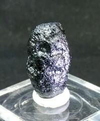 テクタイト原石4,3G・インパクトグラス(フィリピン産)