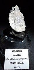 ゴシュナイト原石15,0G宝石質AAA(ブラジル・ミナスジェライス・ジェラルド産)