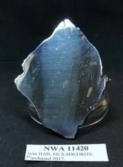 NWA11420隕石(ヘキサヘドライト)39,2G(サハラ砂漠産)