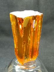 天然ジルコン原石・ゴールド171,2G(スリランカ産)