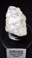レインボー・モルガナイト原石(宝石質)20,6G(ブラジル・ミナスジェライス産)