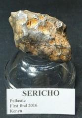 セリコ・パラサイト隕石原石83,5G(ケニア産)