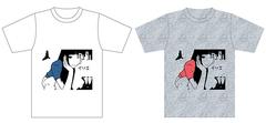 TシャツB「森都会ガール」
