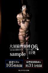 大須猿轡緊縛06「日葵」ダウンロードコンテンツ