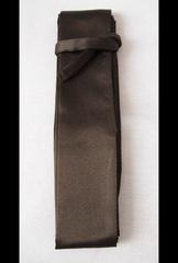 内袋 絹 茶 uchibukuro-uchibukuro-silk brown