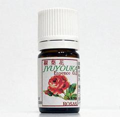 樹葉花エッセンスオイル ローザス(赤バラ)