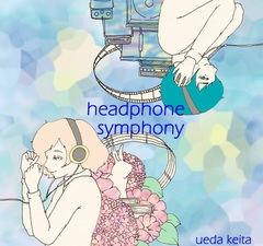 headphone symphoney/ウエダケイタ ※1500円以上で送料無料!