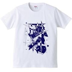 [SALE!!]オリジナルTシャツ(ホワイト) ※S〜XL展開