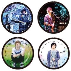 アーティスト写真缶バッジセット ※1500円以上購入で送料無料!!