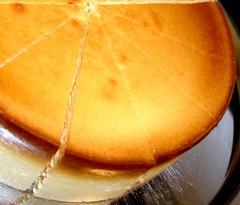 チーズケーキ ハーフ