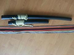 木刀(普及品、赤樫、白樫)&プラスチック鞘
