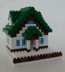 三角屋根の家GW
