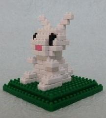おすわり動物シリーズ ウサギ