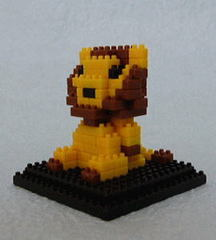 おすわり動物シリーズライオン