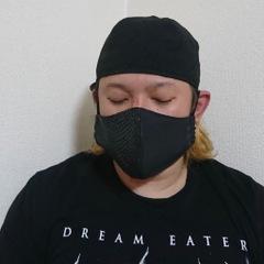 正岡大介マスク