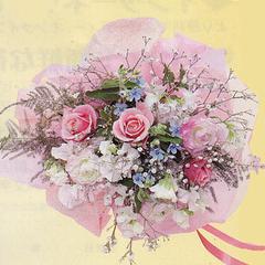 やさしさを贈る花束