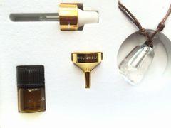香水ペンダントキット「水晶」