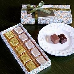 日本酒ショコラ 10個入りボックス