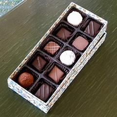 自家製チョコレート 10個入りボックス
