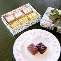 日本酒ショコラ 6個入りボックス