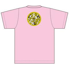 レジェ天Tシャツ(ピンク)
