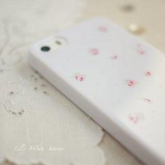 iPhone 5/5s/6/6plus/6s/6s plus ロンドンローズ アイフォンケース・カバー〔クリックポスト発送可〕