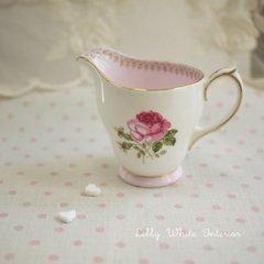 WINDSOR ウインザー エリザベスローズのミルクジャグ