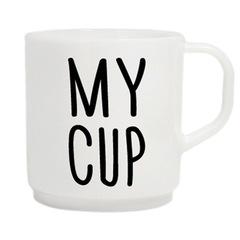 「MY CUP」×名入れエコマグカップ <MG424>
