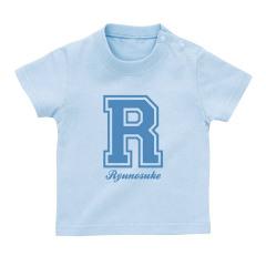 イニシャルTシャツ*ベビーサイズ <No.BT346>