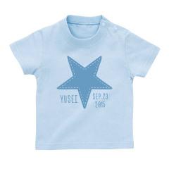 お名前入りTシャツ*ベビーサイズ <No.BT399>