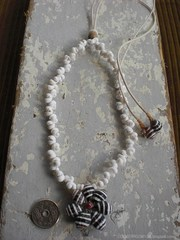 Engina TOP white Mongo Necklace 2