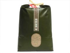 JAS有機栽培  イセヒカリ 5kg 玄米/白米(2年産)