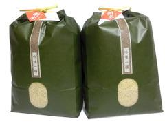 無農薬  イセヒカリ 10kg 玄米/白米(元年産)
