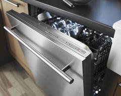 ASKO食器洗い機オプション ステンレスドア