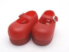 厚底ロリータ靴(23-21cm)赤
