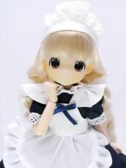 23-21cm用メイドドレス(ネイビー)