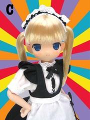 ちぃちちゃん「おっきな武器メイド C黒服(金髪 笑顔版)」