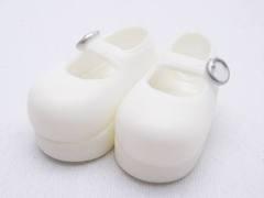 厚底ロリータ靴(23-21cm)白