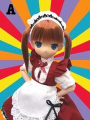 ちぃちちゃん「おっきな武器メイド A赤服(茶髪 通常顔版)」