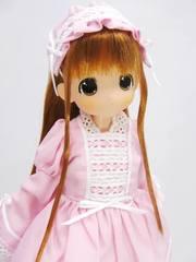 23-21cm用ロリータドレス(ピンク)