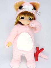 11用ねこグルミSET(ピンク)