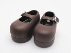 厚底ロリータ靴(23-21cm)茶色