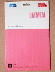 【フリマ】 QuicKutz OATMEAL