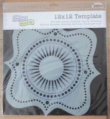 【フリマ】 Crafter's Workshop 12×12 テンプレート