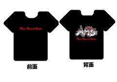 MMS新黒Tシャツ