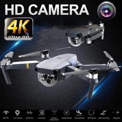 Mavic Proクローン!プロフェッショナルビデオ4KカメラクローンDji Mavic Pro折りたたみドローンワイヤレスWifi 360度ロールFPV Selfie RCドローンQuadcopters RTFリアルタイムビデオ