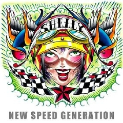 Shelly ファーストアルバムCD NEW SPEED GENERATION