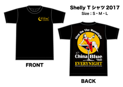Shelly Tシャツ2017