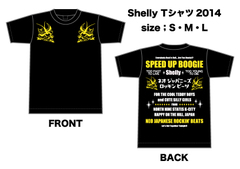 Shelly Tシャツ2014